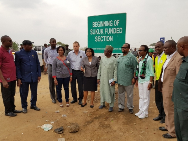 Press Release: Using Sukuk to Finance Infrastructure - DMO inspects Roads financed by Sukuk